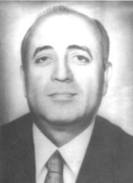 H. Ayhan Ergin