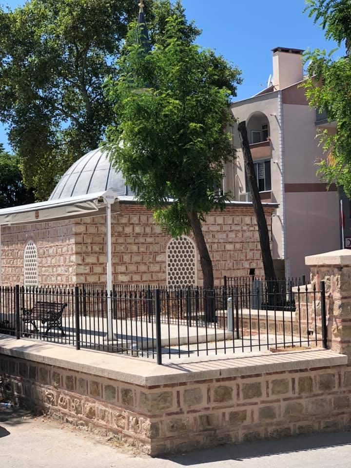 Medrese Ali Bey Camii-Fotoğraf Hasan ÖZDEN