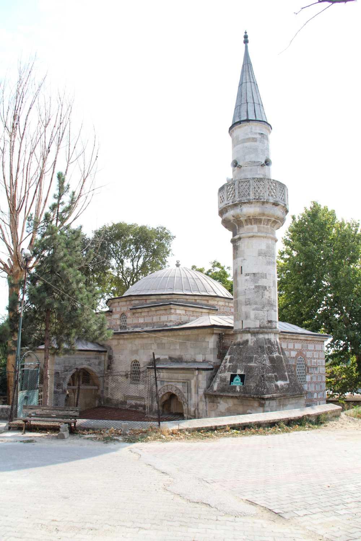ŞAH MELEK (PAŞA) CAMİSİ