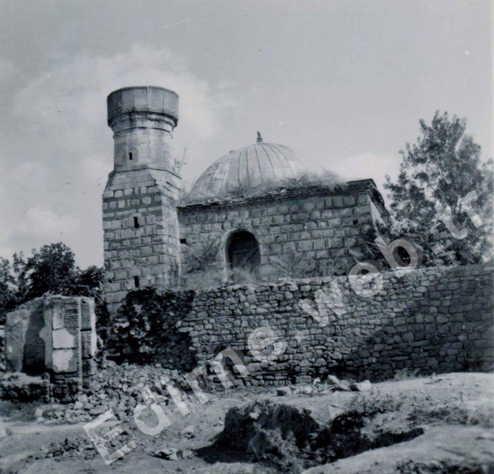 Saruca Paşa Camii - 1954