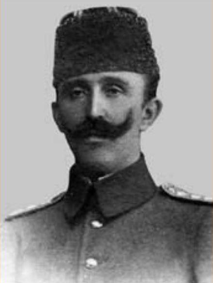 Cafer Tayyar Bey