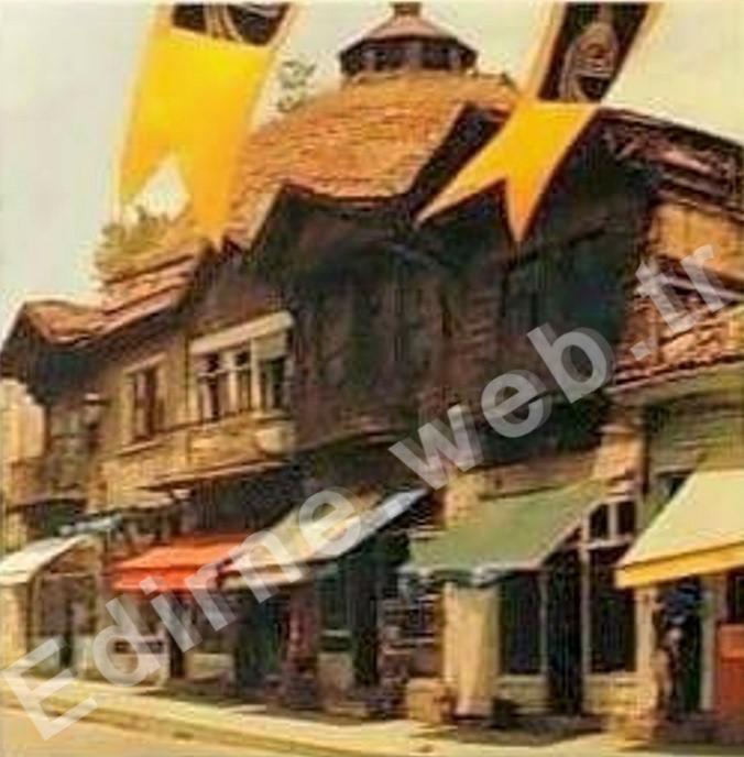 Tahtakale Hamamı Saraçlar Caddesi