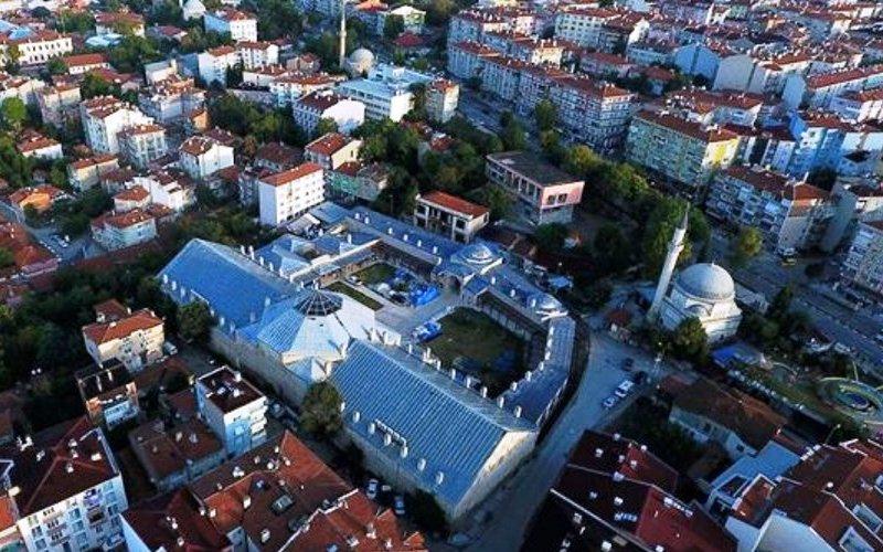 Ekmekçizade Ahmet Paşa Kervansarayı