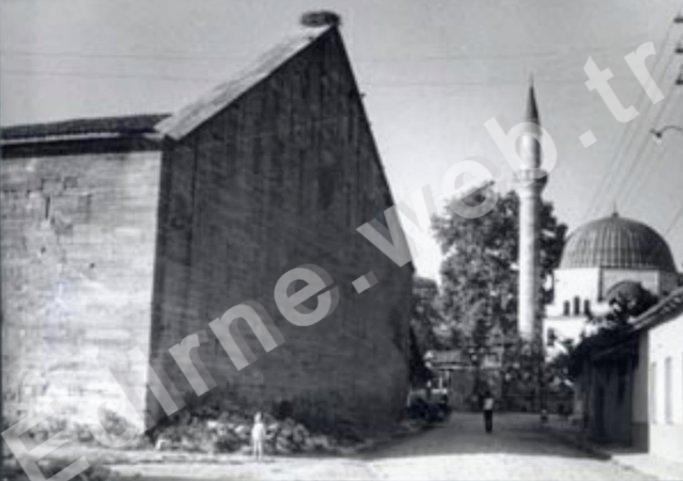 Ekmekçioğlu Ahmet İzzet Paşa Kervansarayı-1974