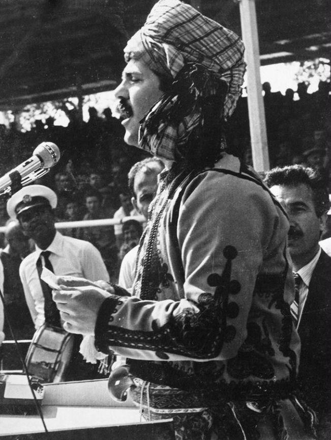 Ali AYAG 1982-1983