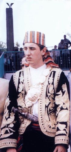 Mustafa SARUHAN 2001