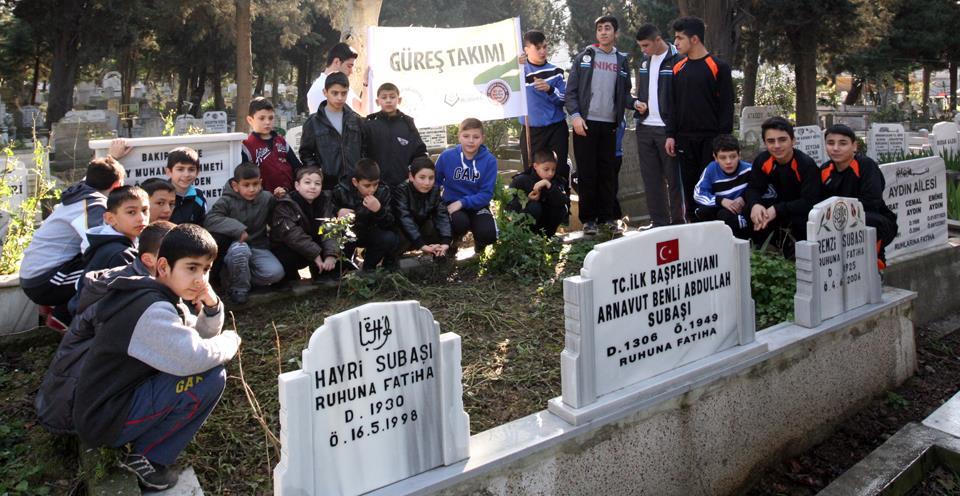 ARNAVUT BENLİ ABDULLAH SUBAŞI (Esenler, Atışalanı Mezarlığı)