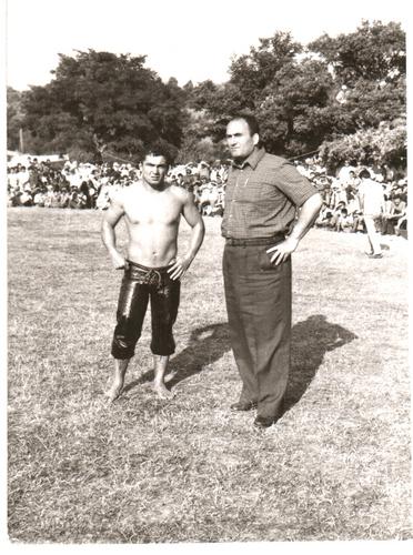 Mehmet Ali Yağcı Ve Oğlu Başol Yağcı ile