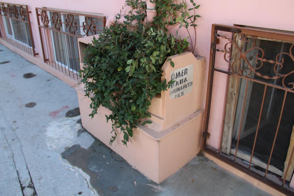 Hacı Ömer Baba-Ağaçpazarı Caddesi