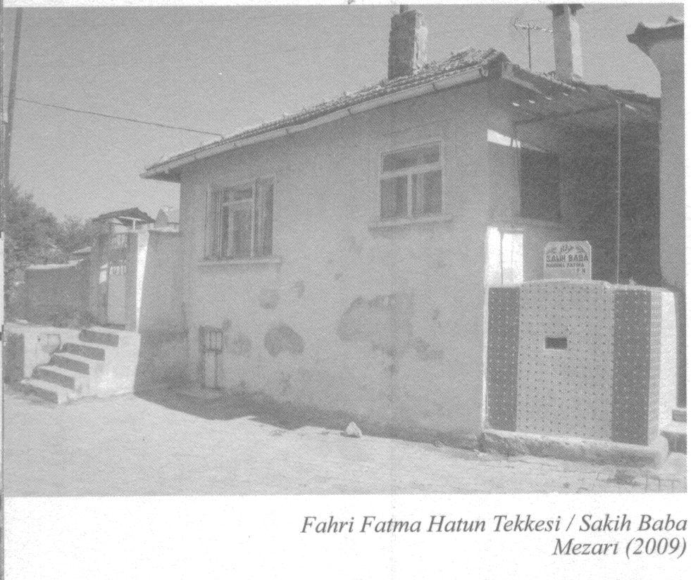 Sakih Baba Kabri Şerifi (Saka Hüseyin Efendi)