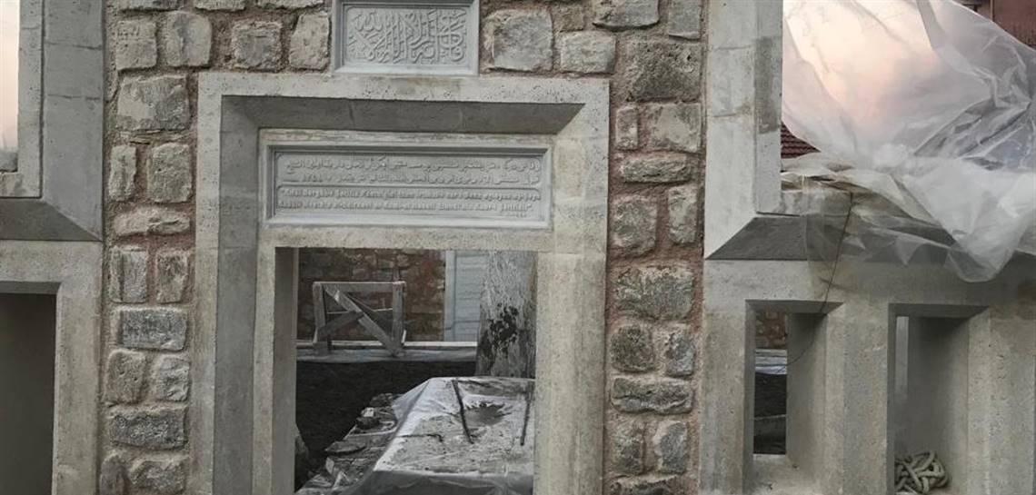 Şeyh Mustafa Kabulü Efendi Türbesi